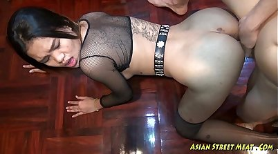 All Internal Pussy Wow Sensual Asian Gets Her Throat Fucked Before Huge Hard Cock