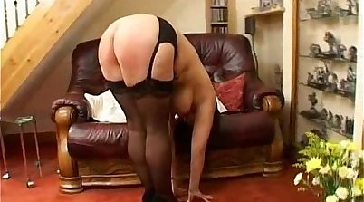 Busty milf spanked then punished for sex Member