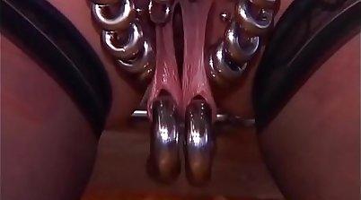 German extreme ass, bondage, mind control slave
