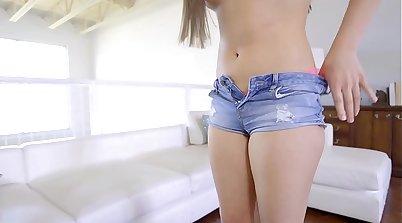 Load banged tits teen stepsister