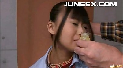 Best Japanese model in the world on SapphiXDirty