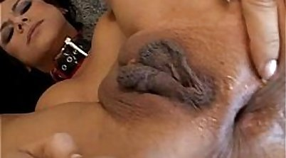 Busty Joanna Jiggans amazing ass pain