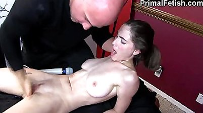 Erotic Massage 71: Horny Girl Cums Again and Again