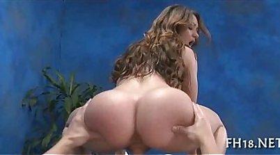 Gorgeous Melisa Exotic penis routine!